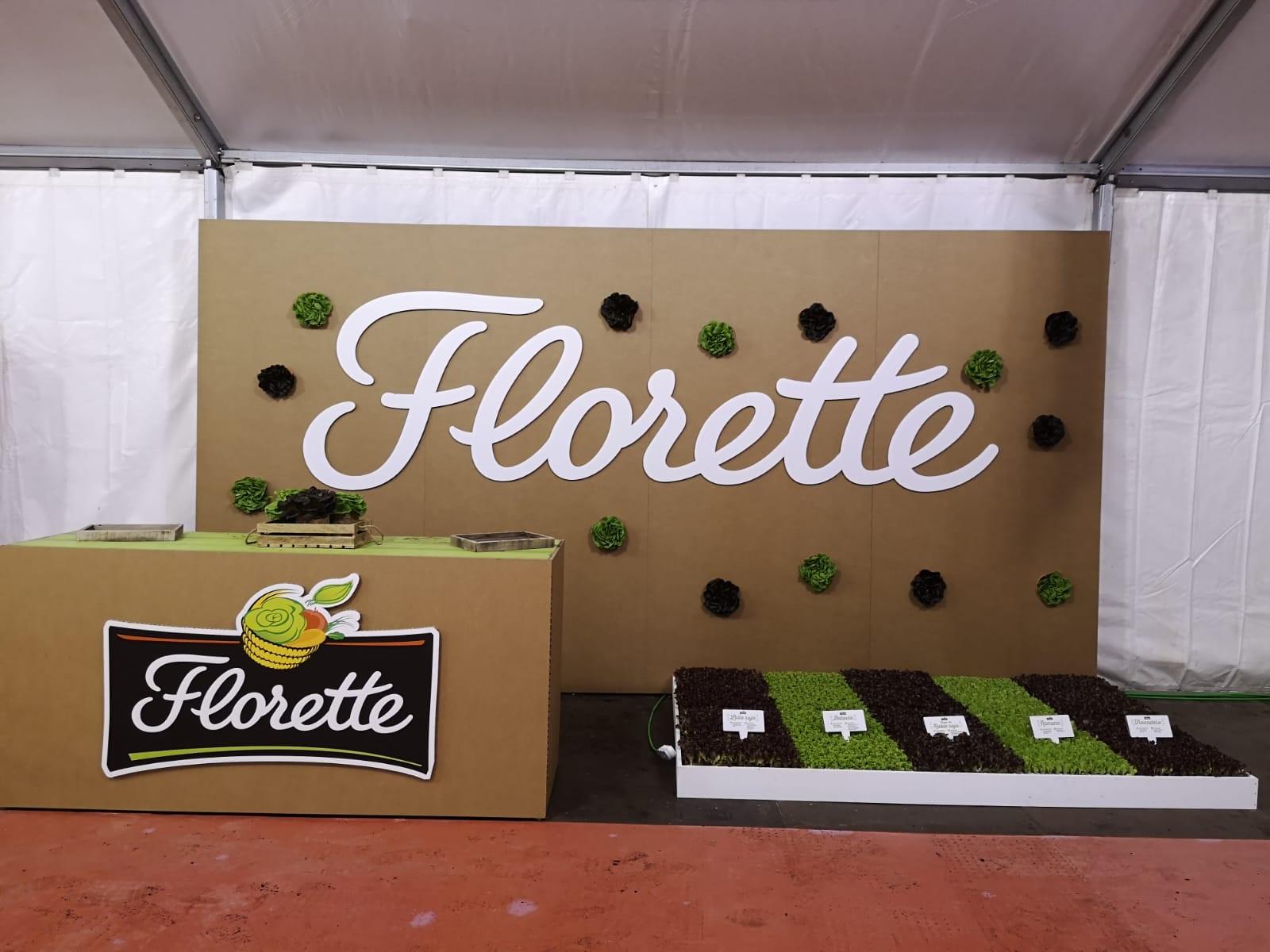 Florette. Eroski.